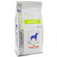 Royal Canin Diabetic DS, вес 1,5 кг.