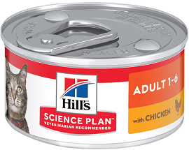 Hill's SP Feline Adult with Chicken 82 гр