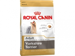 Royal Canin Yorkshire Terrier Adult. Вес: 500 гр., 1,5 кг., 3 кг., 7,5 кг.