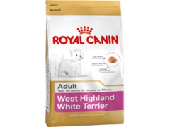 Royal Canin West Highland White Terrier. Вес: 1,5 кг., 3 кг.